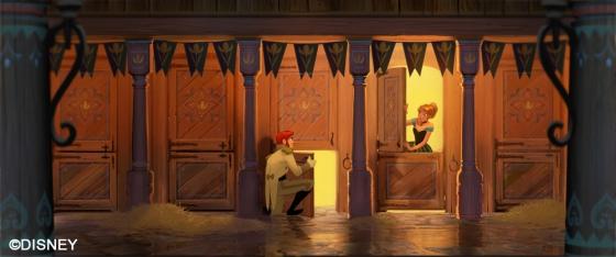 Princess Anna & Prince Hans